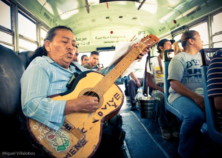 Juarez Bus Stops